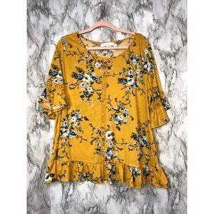 Plus Size Eden & Olivia Shirt